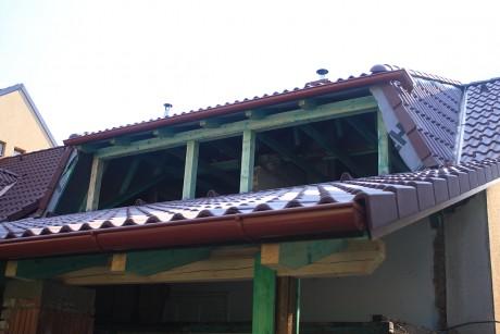 Střechy blansko